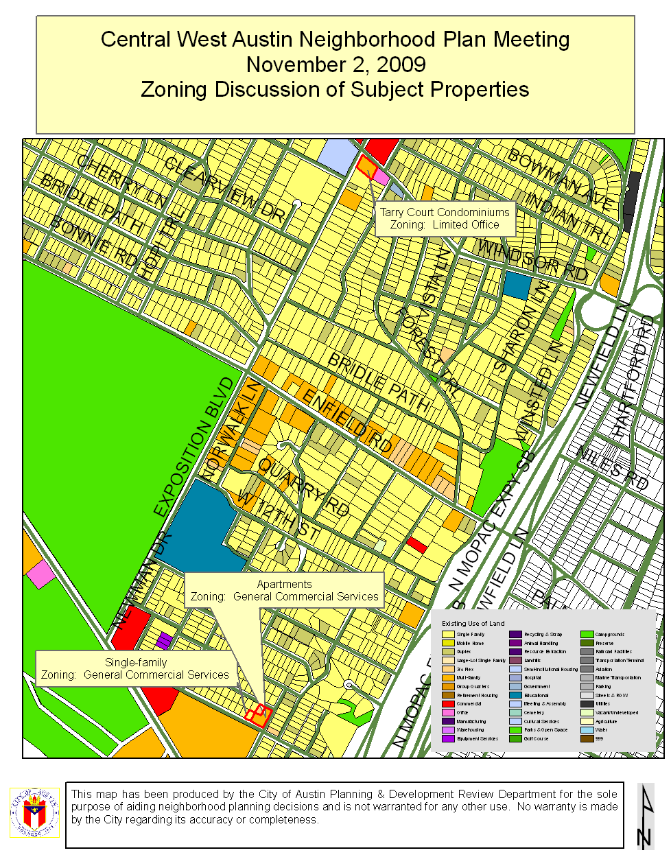City Of Austin Zoning Map Bing Images