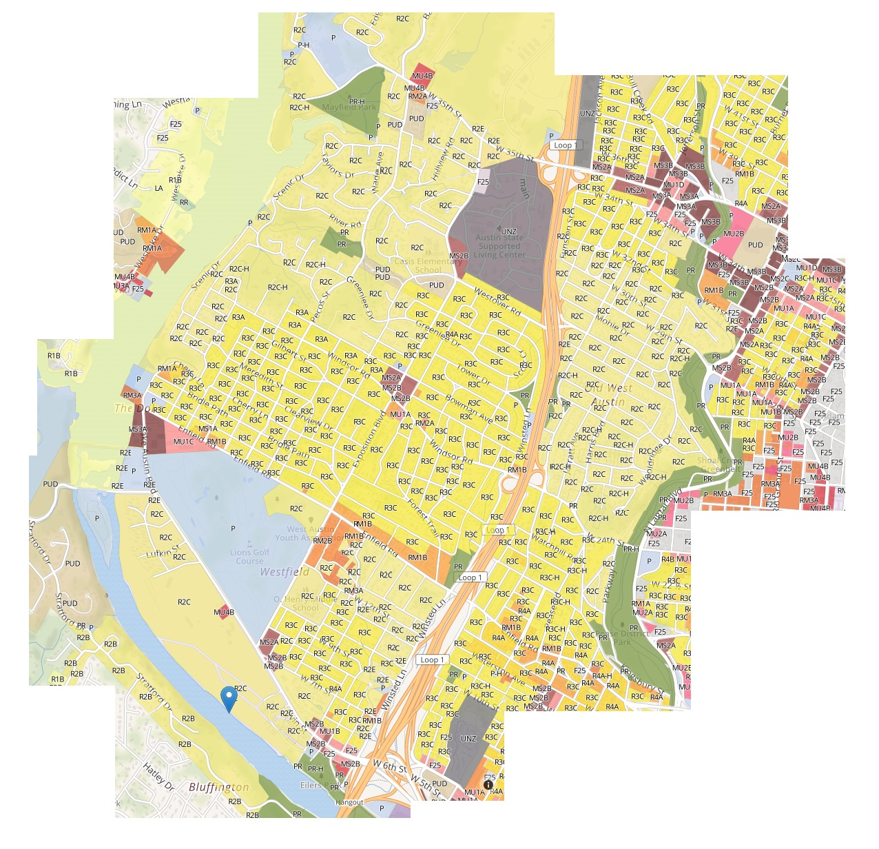 Central West Austin Combined Neighborhood Plan Contact Team